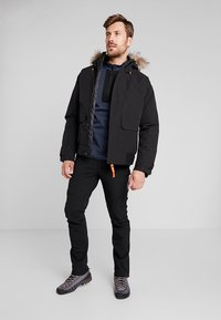 Icepeak - LYNDON - Outdoor trousers - black - 1