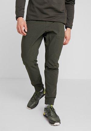 BLUNT - Trousers - dark olive