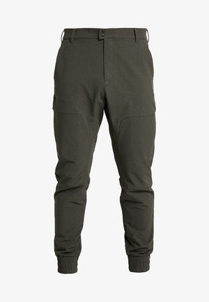 BLUNT - Trousers - dark olive
