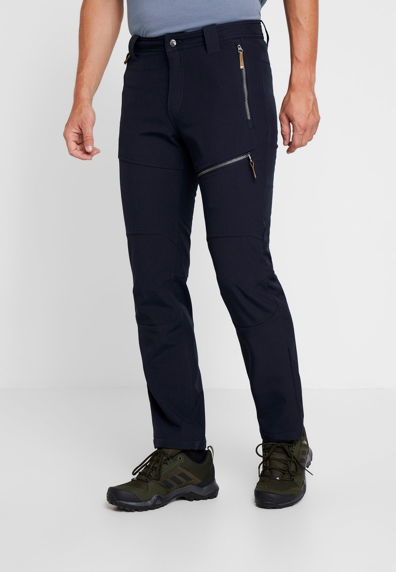 Icepeak - TAAVI - Kalhoty - dark blue