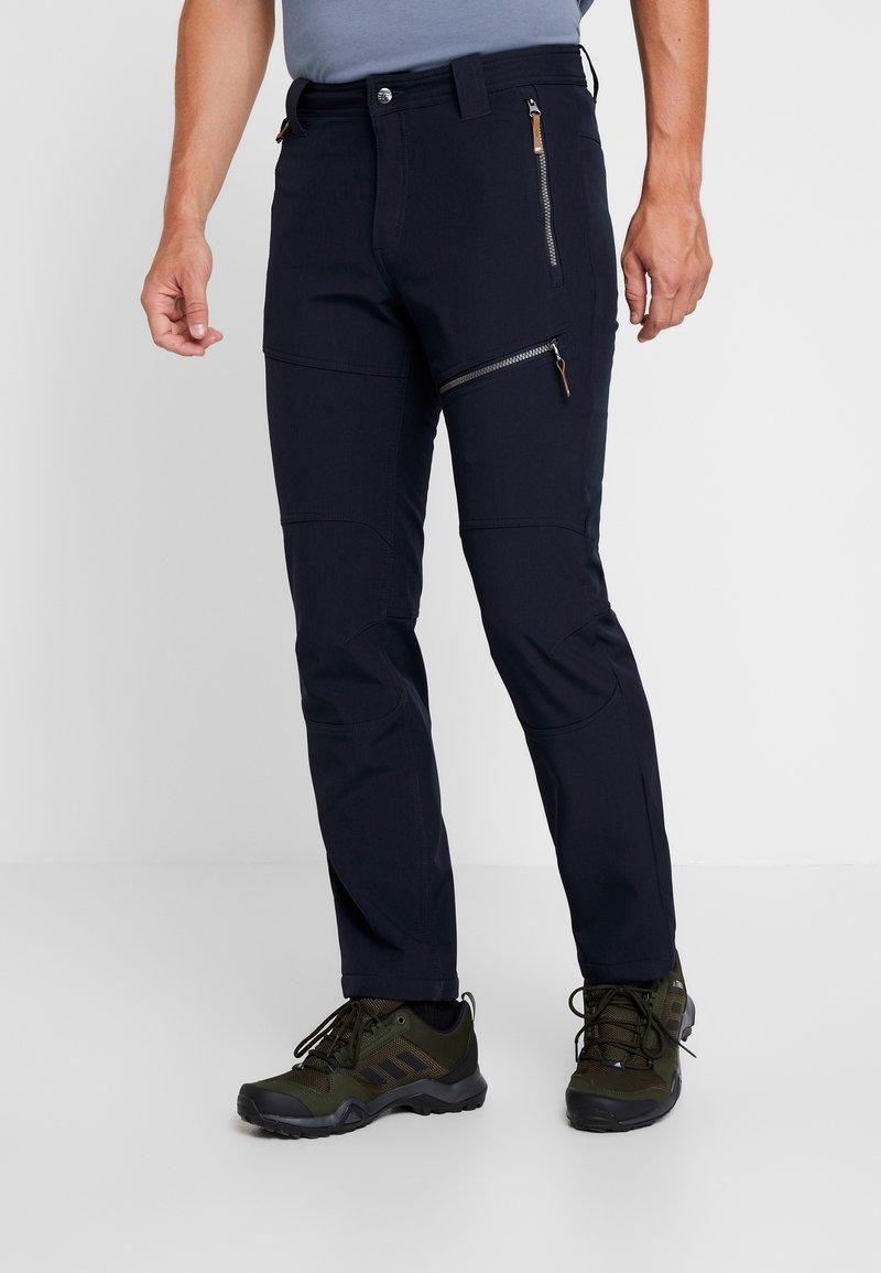 Icepeak - TAAVI - Pantalones - dark blue