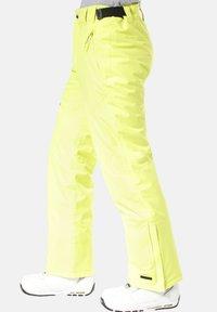Icepeak - Skibroek - yellow - 3