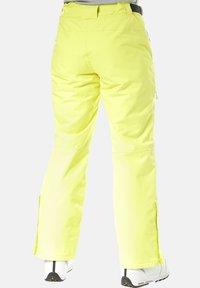 Icepeak - Skibroek - yellow - 1