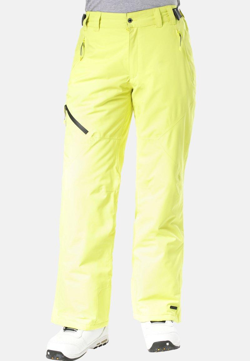 Icepeak - Skibroek - yellow