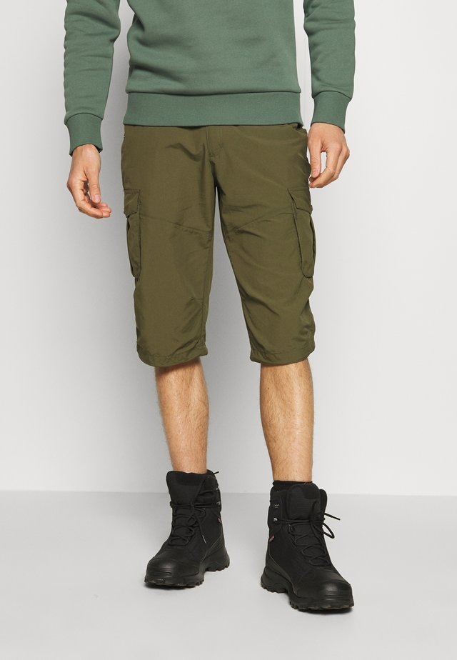 ARDOCH - Shorts outdoor - dark olive