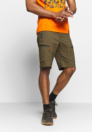 CARLTON - Outdoor shorts - dark olive