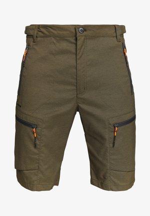CARLTON - Outdoor shorts - dark olive