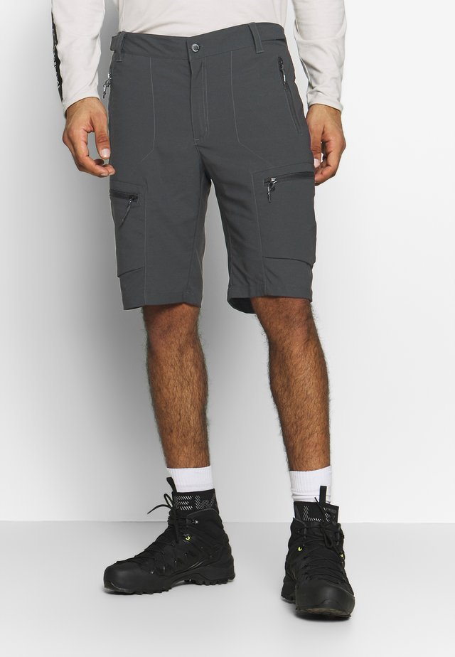 CARLTON - Outdoor Shorts - anthracite
