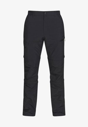 BECKLEY 2-IN-1 - Pantalones montañeros largos - anthracite