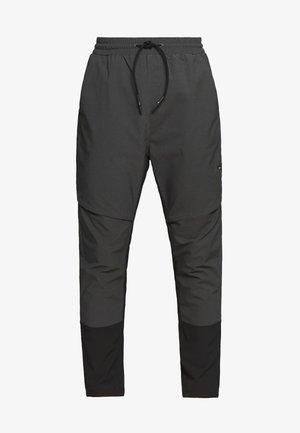 ENVILLE - Pantalon classique - lead/grey