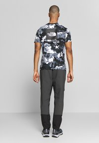 Icepeak - ENVILLE - Spodnie materiałowe - lead/grey - 2