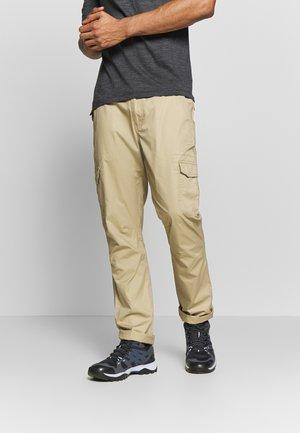 ARGO - Spodnie materiałowe - beige