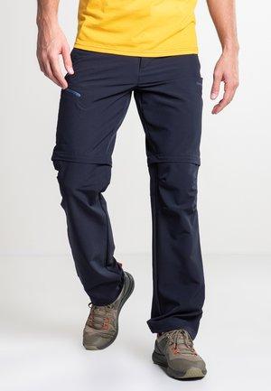 BARWICK - Outdoor trousers - dark blue