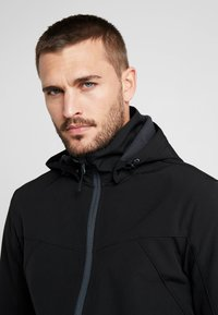 Icepeak - LUKAS - Soft shell jacket - black - 3