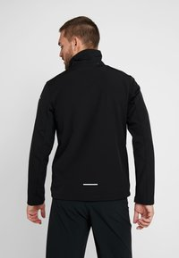 Icepeak - LUKAS - Soft shell jacket - black - 2
