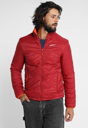 LYNN - Outdoor jacket - burgundy