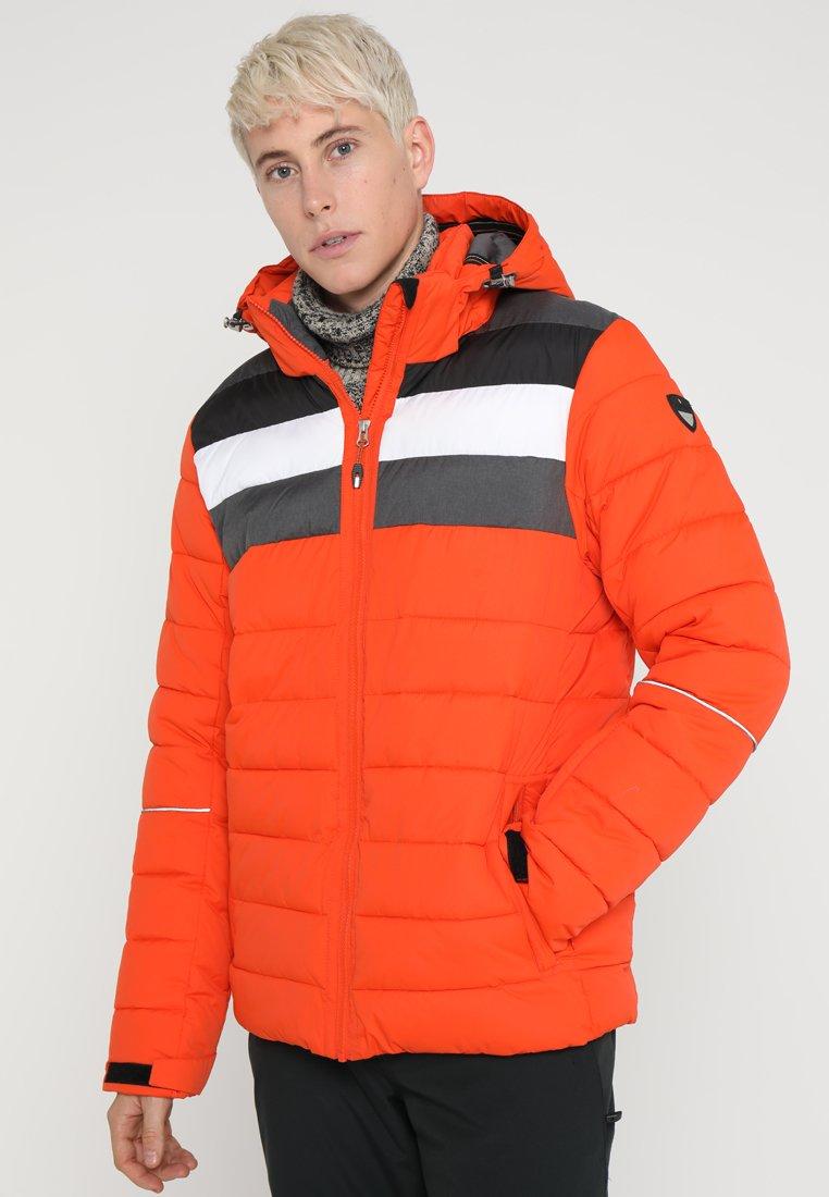 Icepeak - CANNON - Skijacke - dark orange