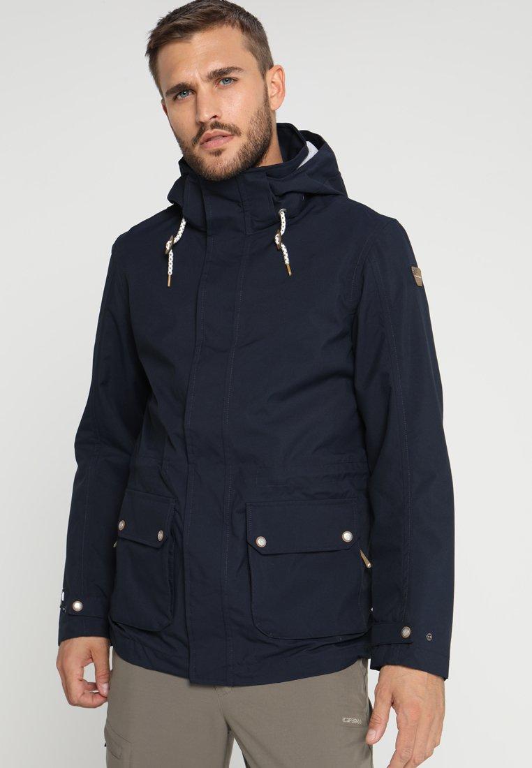 Icepeak - LUCAS - Winter jacket - dunkel blau