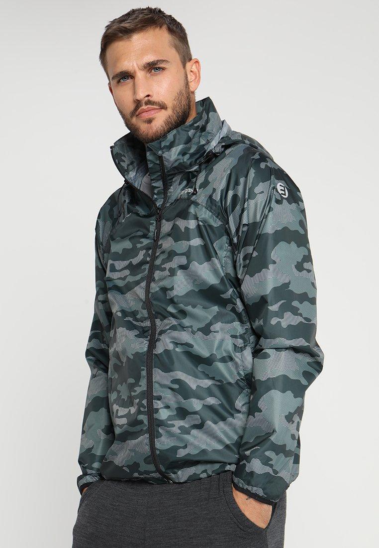 Icepeak - ART - Waterproof jacket - dunkelgrün