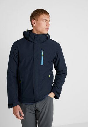 BAKER - Winter jacket - dark blue