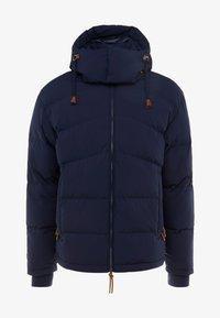 Icepeak - ALBI - Gewatteerde jas - dark blue - 5
