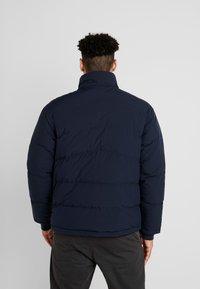 Icepeak - ALBI - Gewatteerde jas - dark blue - 3