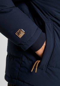 Icepeak - ALBI - Gewatteerde jas - dark blue - 6