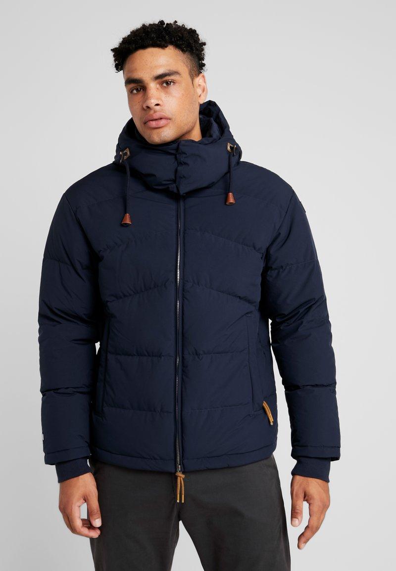 Icepeak - ALBI - Gewatteerde jas - dark blue
