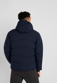 Icepeak - ALBI - Gewatteerde jas - dark blue - 2