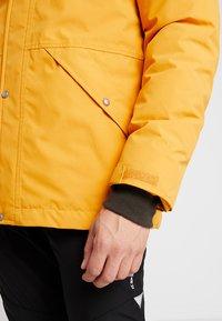 Icepeak - ALORTON - Zimní kabát - yellow - 5
