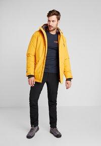 Icepeak - ALORTON - Zimní kabát - yellow - 1