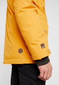 Icepeak - ALORTON - Zimní kabát - yellow - 7