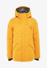 Icepeak - ALORTON - Zimní kabát - yellow - 6