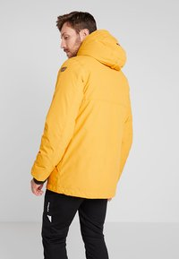 Icepeak - ALORTON - Zimní kabát - yellow - 2