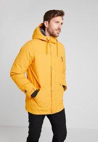 Icepeak - ALORTON - Zimní kabát - yellow - 0