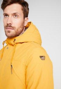 Icepeak - ALORTON - Zimní kabát - yellow - 3