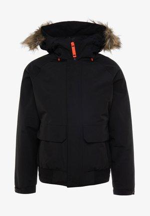 BECK - Winterjas - black
