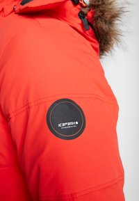 Icepeak - BIXBY - Winterjas - coral red - 9