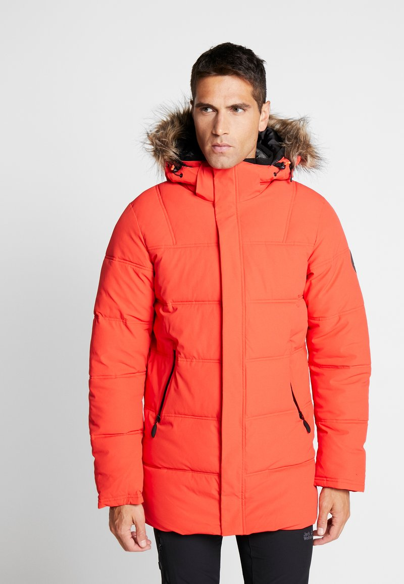 Icepeak - BIXBY - Winterjas - coral red