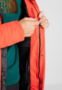 Icepeak - BIXBY - Winterjas - coral red - 6