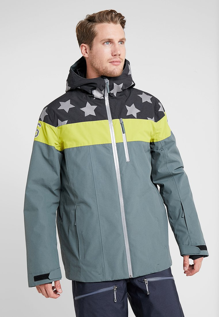 Icepeak - CENTERTOWN - Ski jacket - olive