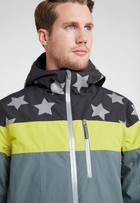 Icepeak - CENTERTOWN - Ski jacket - olive - 3