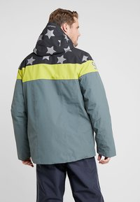 Icepeak - CENTERTOWN - Ski jacket - olive - 2