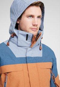 Icepeak - CLARKSON - Ski jas - fudge - 4