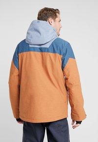Icepeak - CLARKSON - Ski jas - fudge - 2