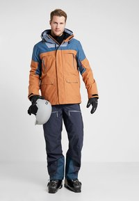 Icepeak - CLARKSON - Ski jas - fudge - 1