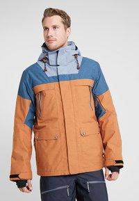 Icepeak - CLARKSON - Ski jas - fudge - 0