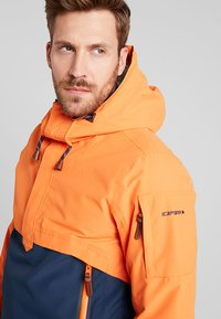 Icepeak - CLAYTON - Ski jas - dark orange - 3