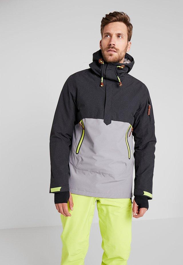 CLAYTON - Ski jacket - anthracite