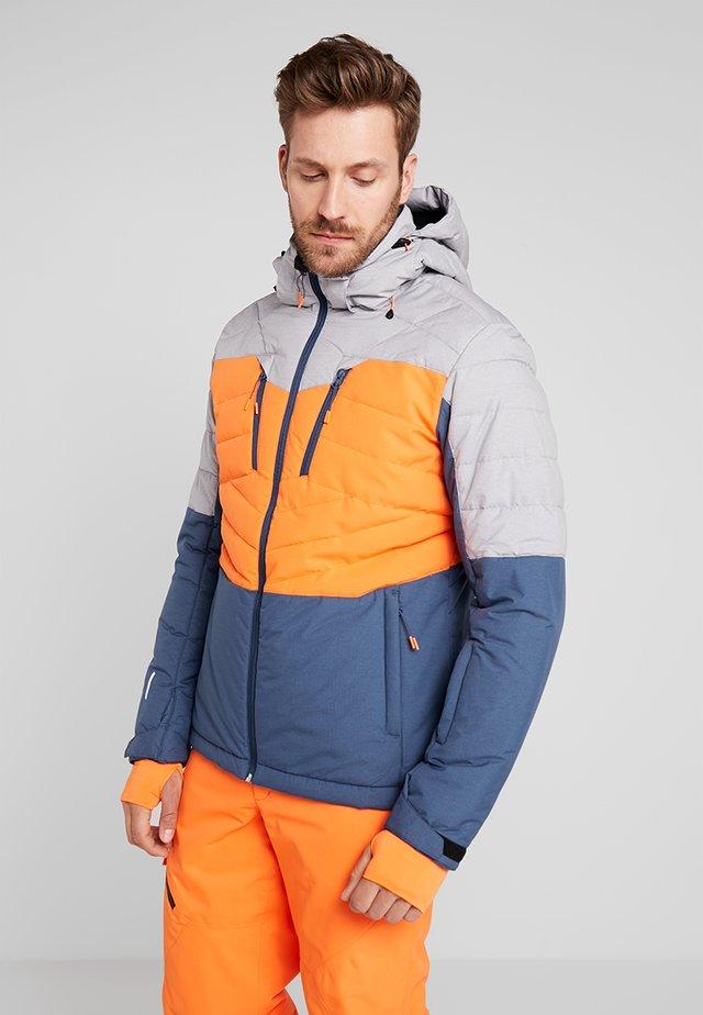 CLOVER - Ski jacket - navy blue